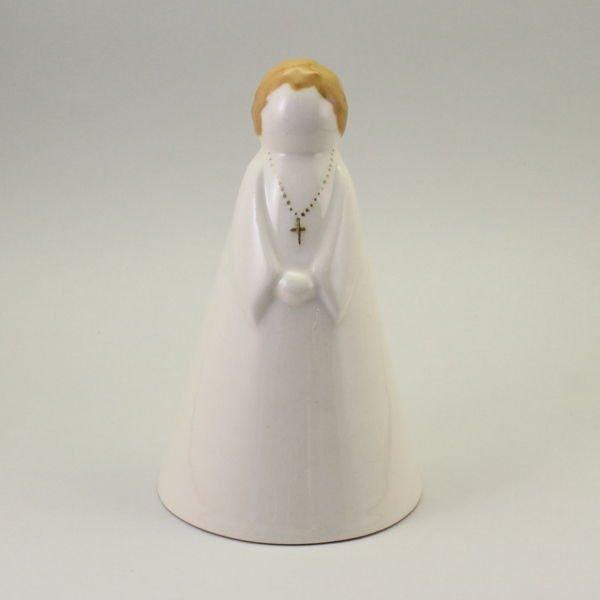 Rippilapsi - Iso - Tyttö-lyhyet vaaleanruskeat hiukset